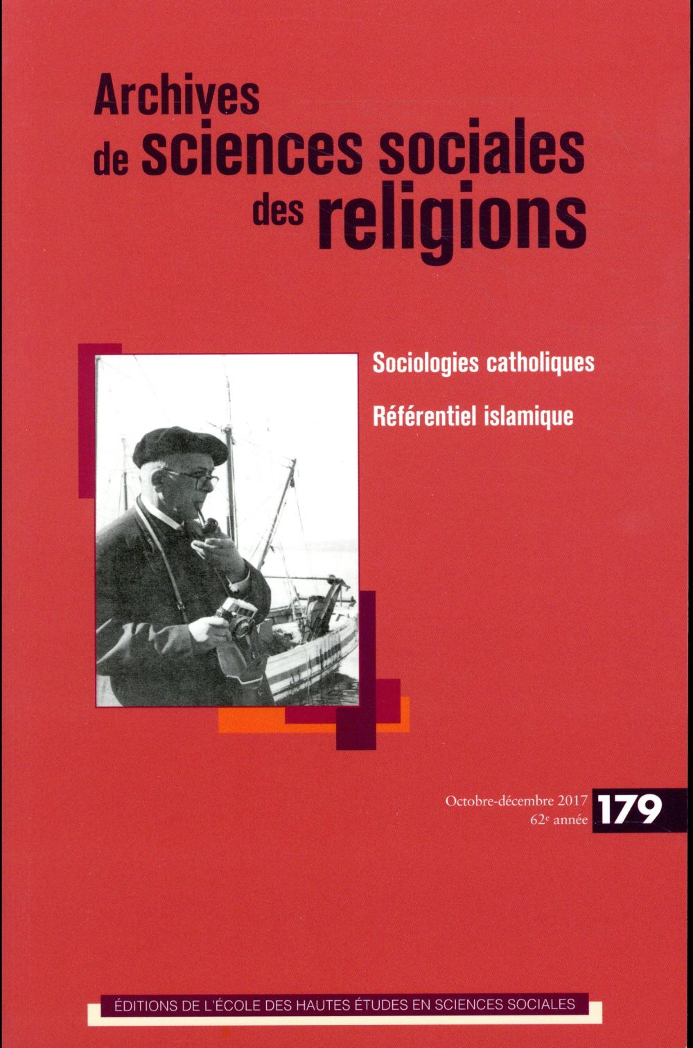 ARCHIVES DE SCIENCES SOCIALES DES RELIGIONS 179