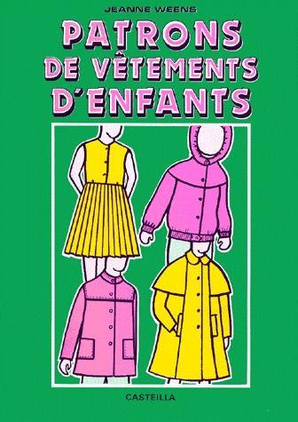 PATRONS DE VETEMENTS D'ENFANTS