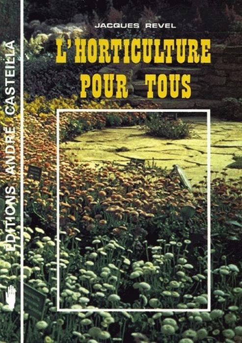 L'HORTICULTURE POUR TOUS