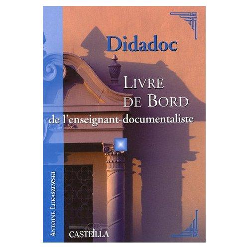 LIVRE DE BORD DU DOCUMENTALISTE