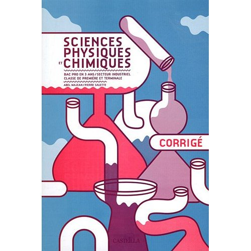 SCIENCES PHYSIQUES ET CHIMIQUES CORRIGES