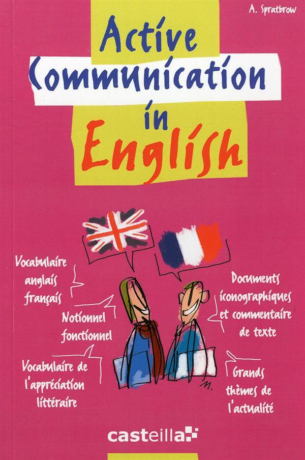 ACTIVITE COMMUNICATION IN ENGLISH - 1E TLE - ENSEIGNEMENT SUPERIEUR