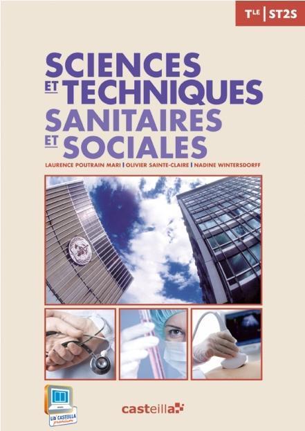 TD SCIENCES ET TECHNIQUES SANITAIRES ET SOCIALES TERMINALE