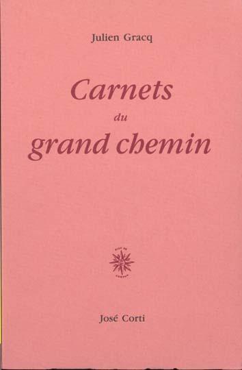 CARNETS DU GRAND CHEMIN