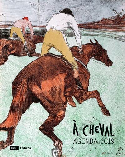 AGENDA 2019 - A CHEVAL