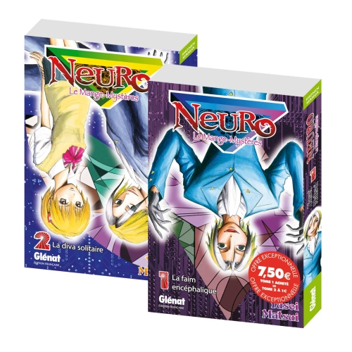 PACK NEURO T1+T2