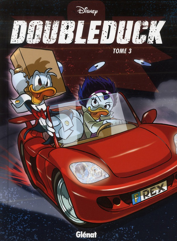 DONALD - DOUBLEDUCK - TOME 03