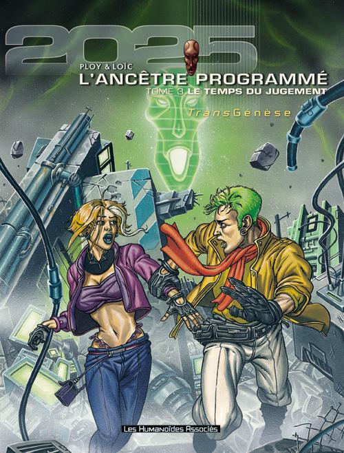 L'ANCETRE PROGRAMME - TOME 03