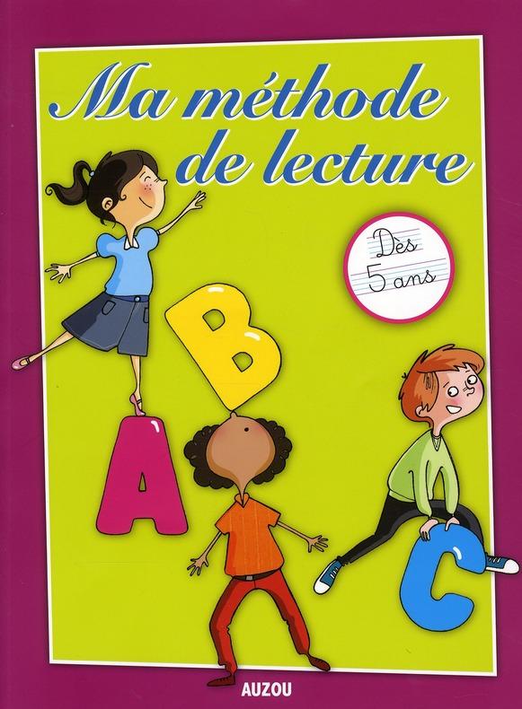 MA METHODE DE LECTURE