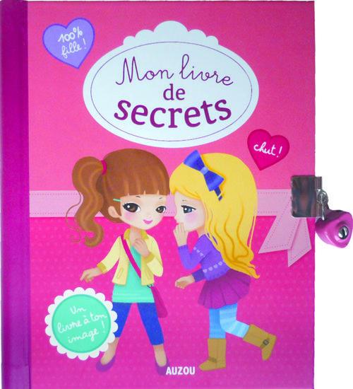 MON LIVRE DES SECRETS (NOUVELLE EDITION)