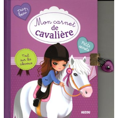 MON CARNET DE CAVALIERE