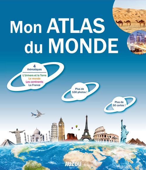MON ATLAS DU MONDE 2013