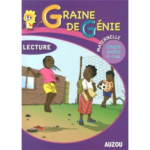 GRAINE DE GENIE LECTURE MATERNELLE GRANDE SECTION 5-6 ANS
