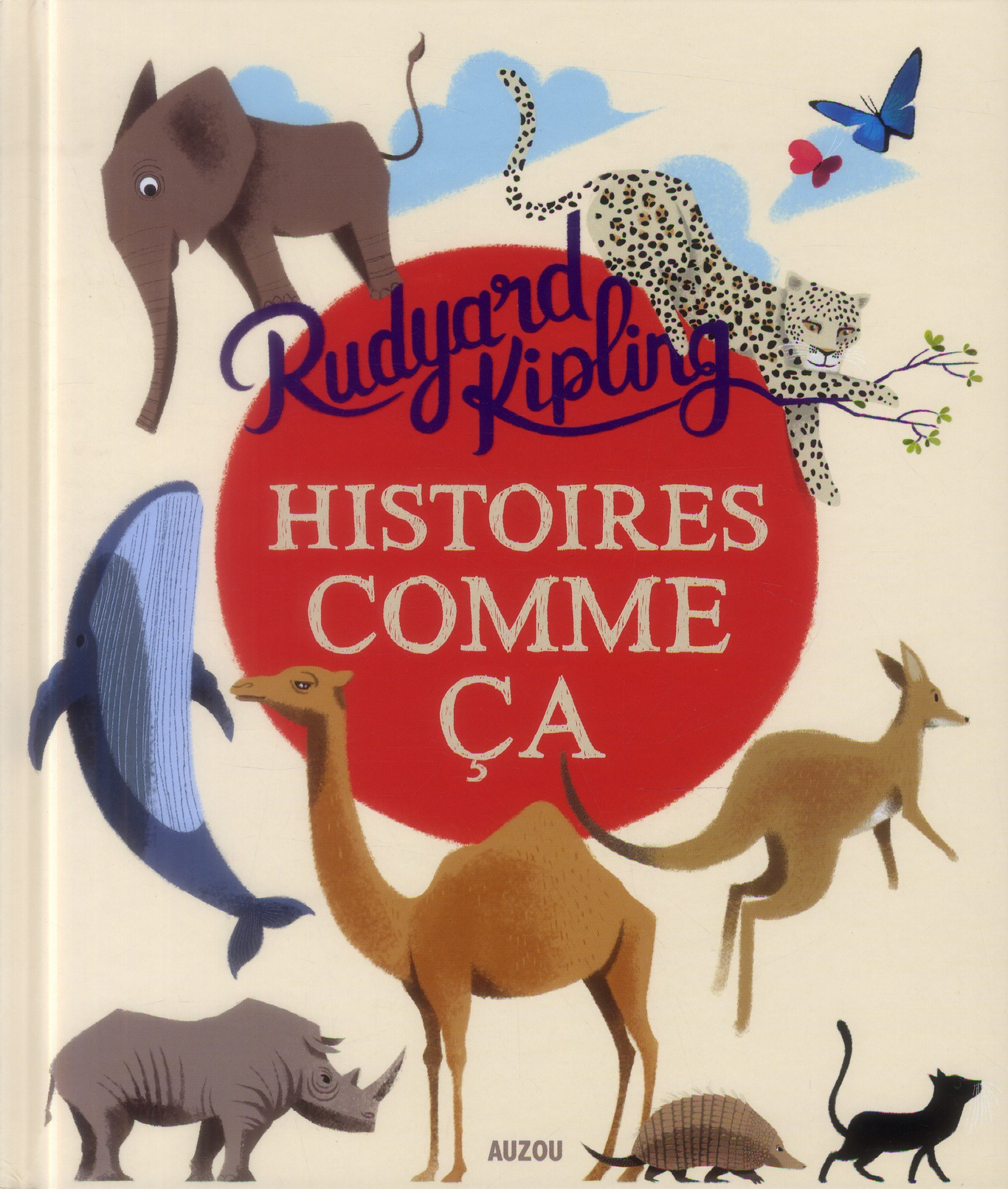 HISTOIRES COMME CA (COLL. RECUEIL UNIVERSEL)