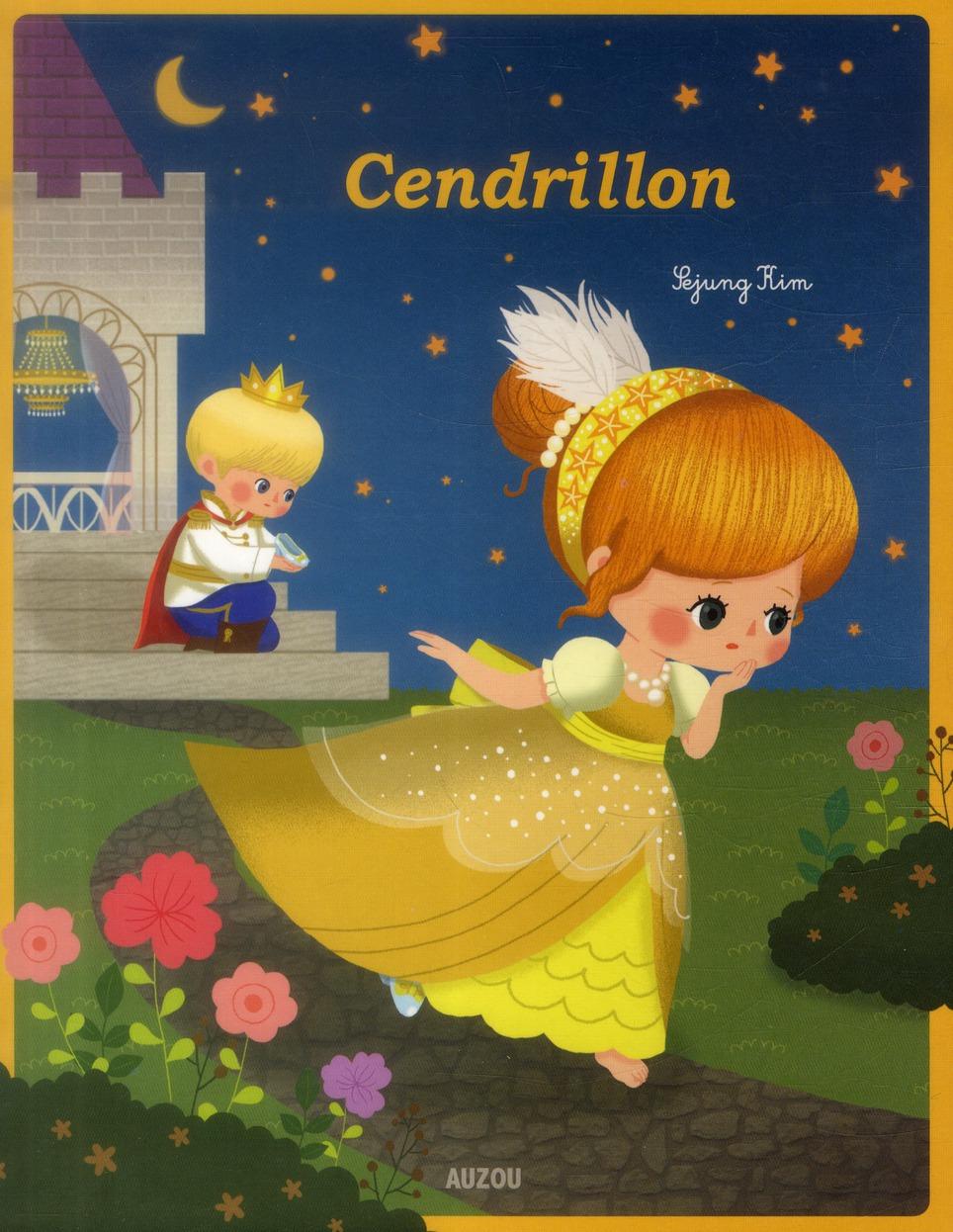 CENDRILLON  (NOUVELLE EDITION)