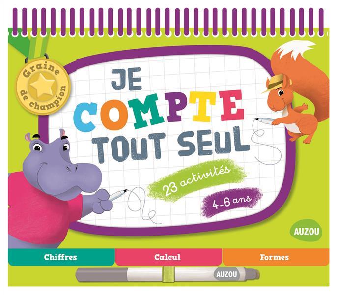 JE COMPTE TOUT SEUL (COLL. GRAINE DE CHAMPION)
