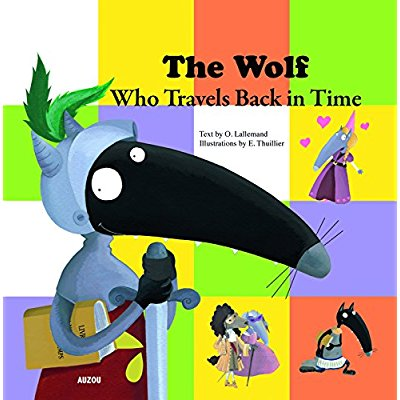 THE WOLF WHO TRAVELS BACK IN TIME