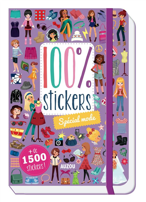 100 STICKERS - SPECIAL MODE