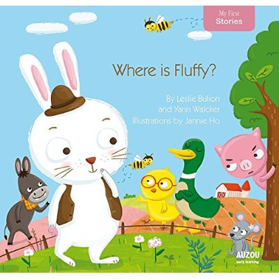 WHERE IS FLUFFY ?