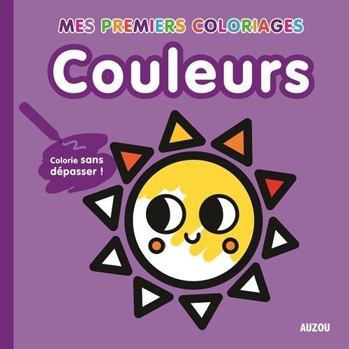 MES PREMIERS COLORIAGES - COULEURS