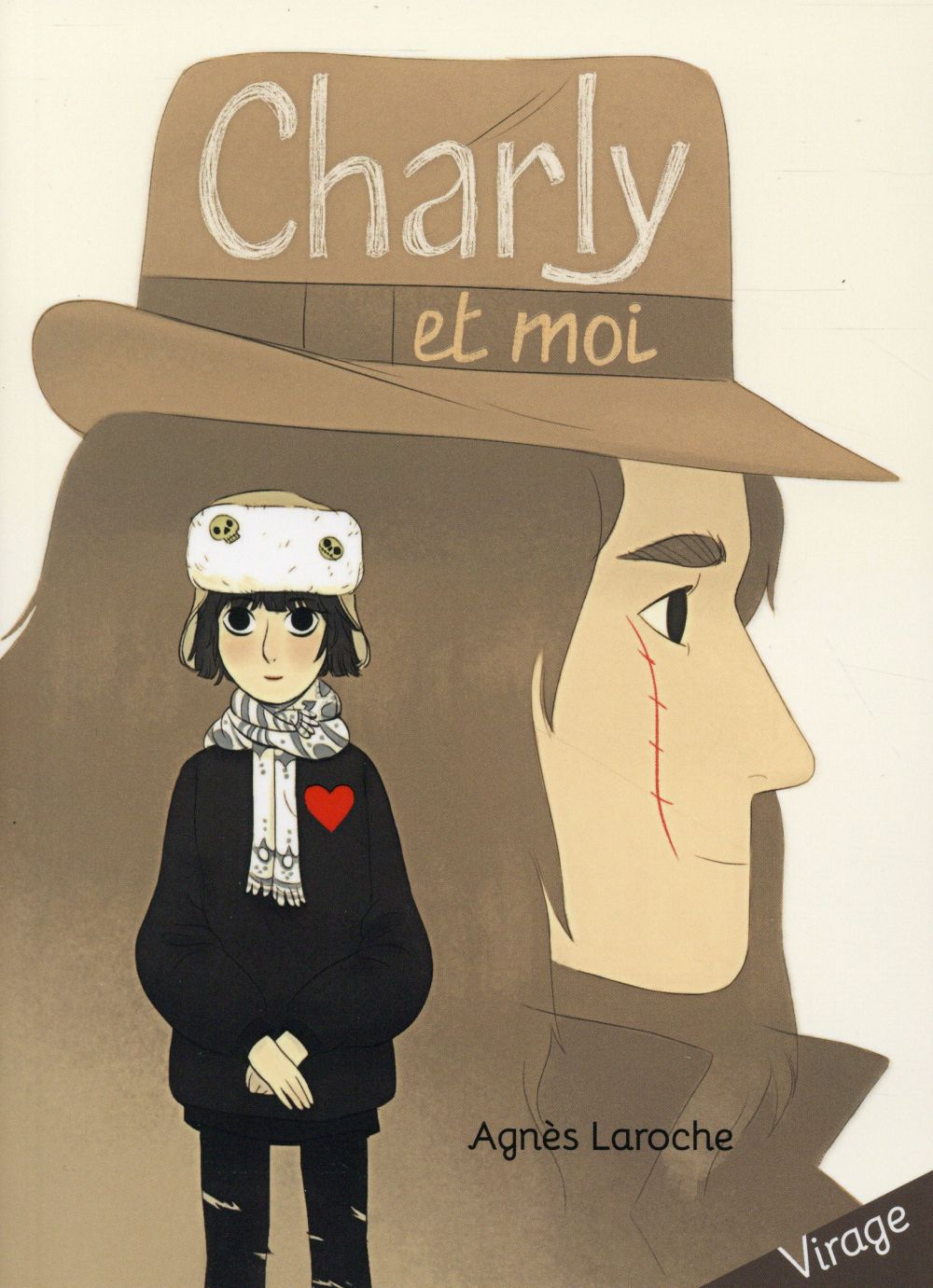 CHARLY ET MOI (COLL. VIRAGE)
