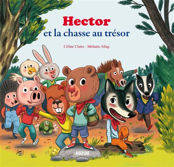 HECTOR ET LA CHASSE AU TRESOR (GRAND FORMAT)