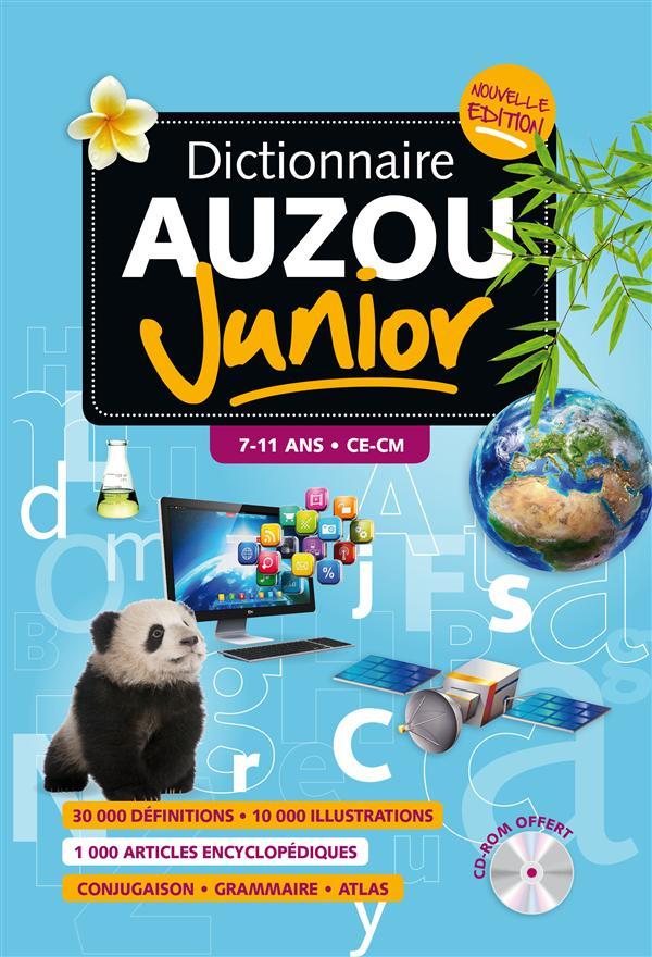 DICTIONNAIRE AUZOU JUNIOR