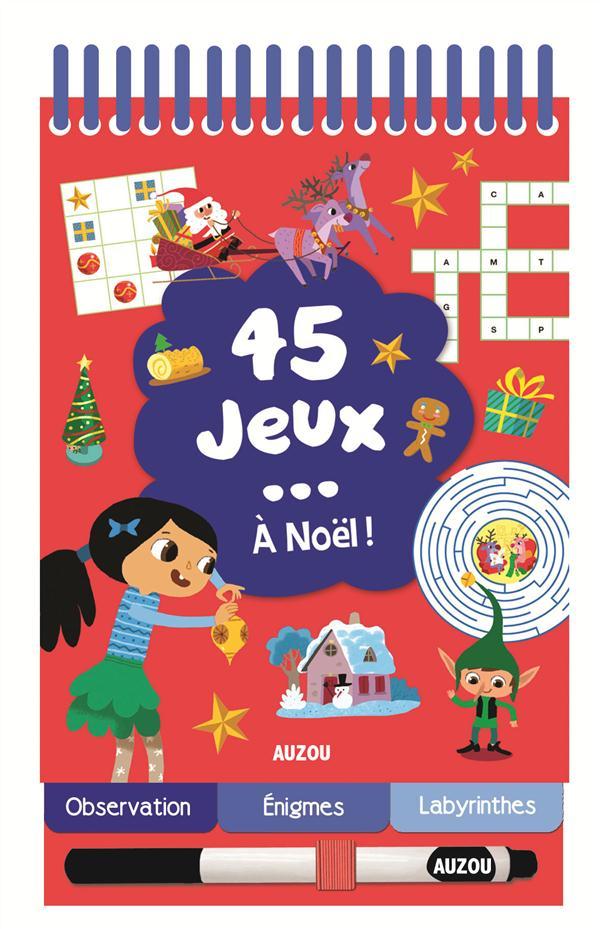 45 JEUX A NOEL !