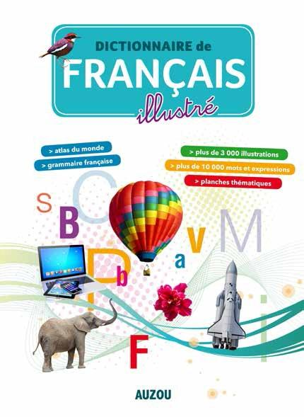 DICTIONNAIRE DE FRANCAIS ILLUSTRE 2016