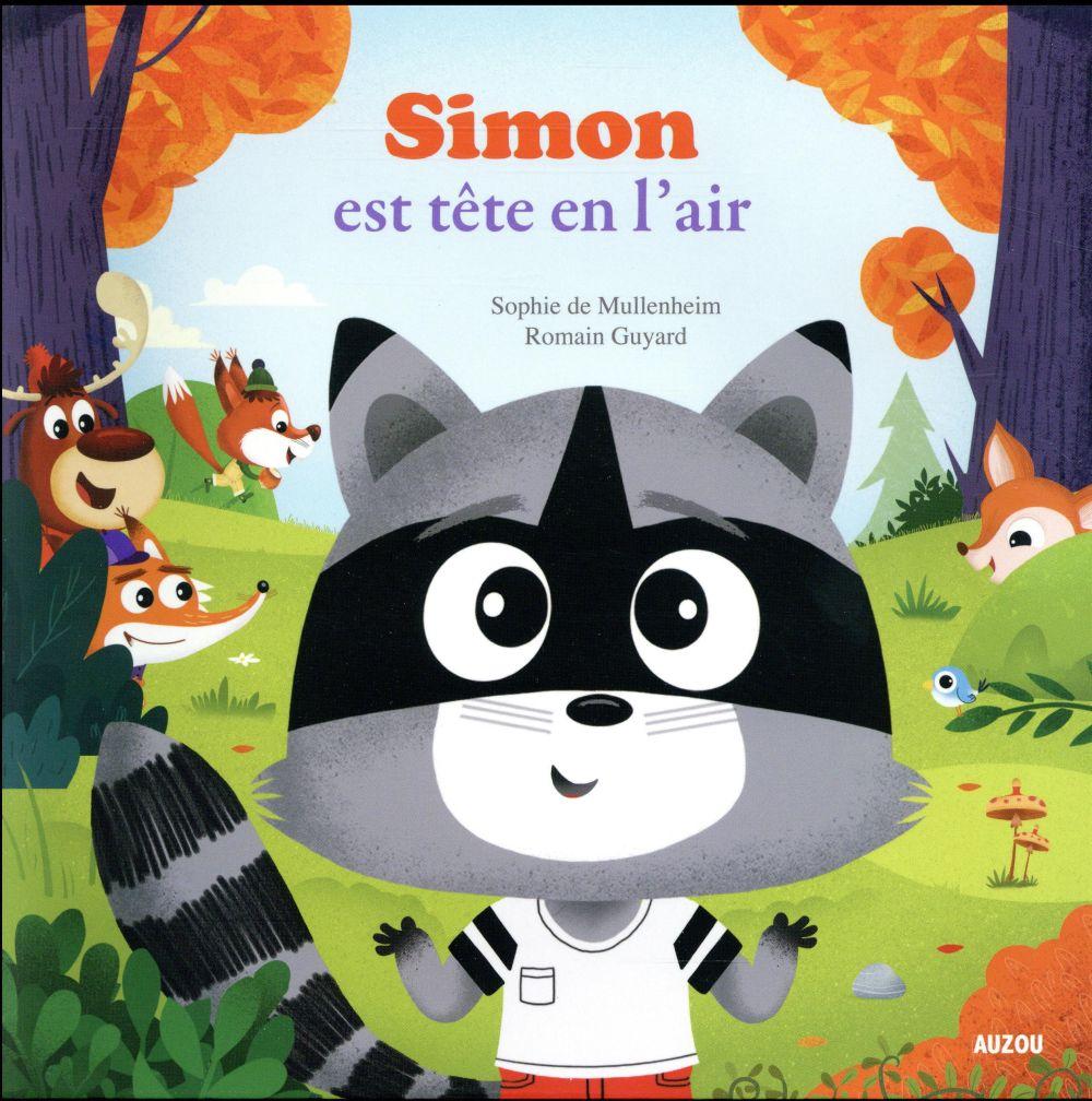 SIMON EST TETE EN L'AIR (COLL. MES P'TITS ALBUMS)