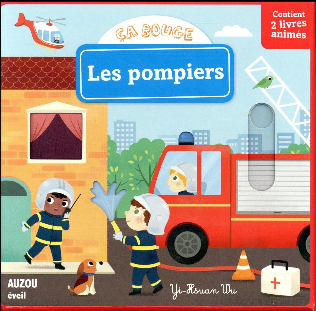 LES POMPIERS (COLL. MON COFFRET CA BOUGE)