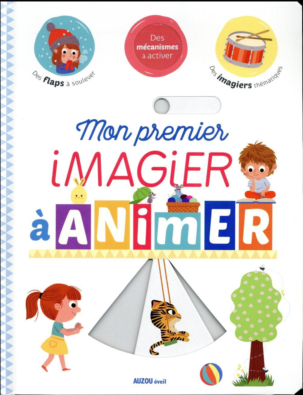 MON PREMIER IMAGIER A ANIMER