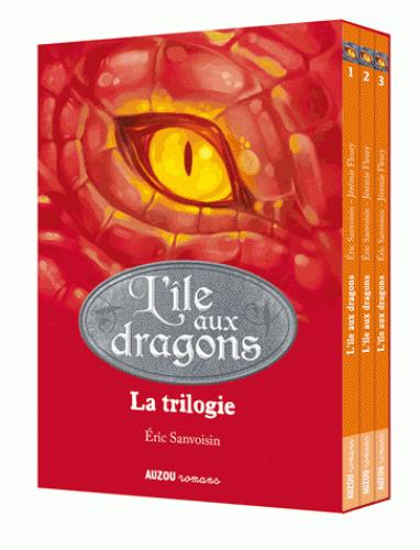 COFFRET LA TRILOGIE - L'ILE AUX DRAGONS