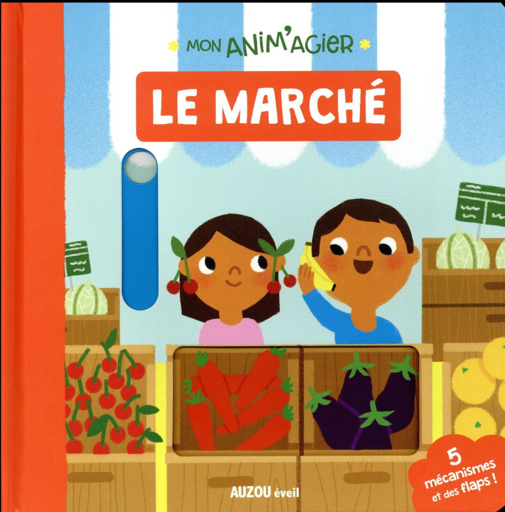 MON ANIM'AGIER - LE MARCHE