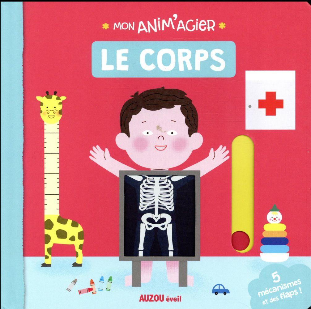 MON ANIM'AGIER - LE CORPS