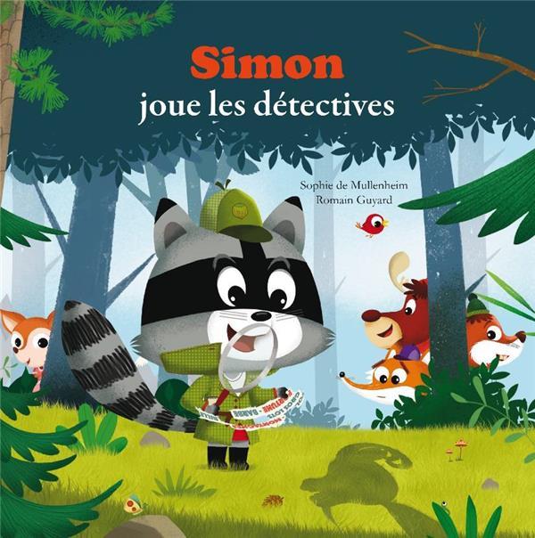 SIMON JOUE LES DETECTIVES
