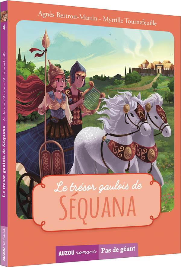 LE TRESOR GAULOIS DE SEQUANA (COLL. PAS DE GEANT)