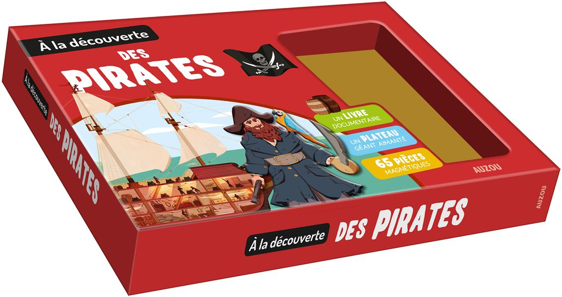 A LA DECOUVERTE DES PIRATES