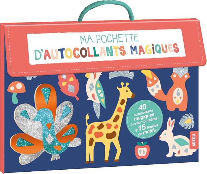 MA POCHETTE D'AUTOCOLLANTS MAGIQUES