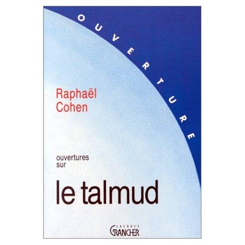 OUVERTURES SUR LE TALMUD