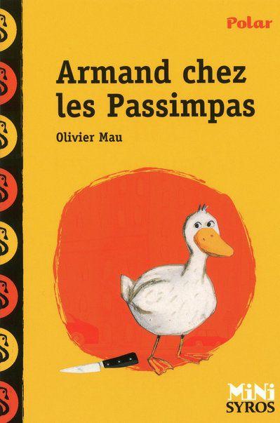 ARMAND CHEZ LES PASSIMPAS
