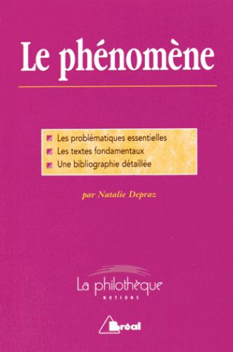 PHENOMENE (LE)