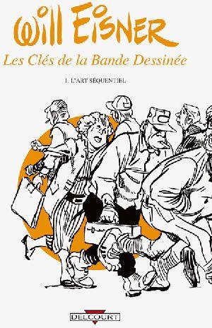 CLES DE LA BANDE DESSINEE T01