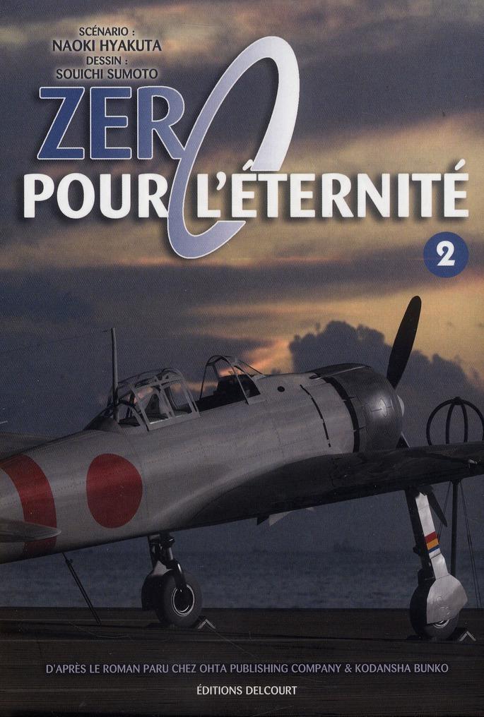 ZERO POUR L'ETERNITE T02