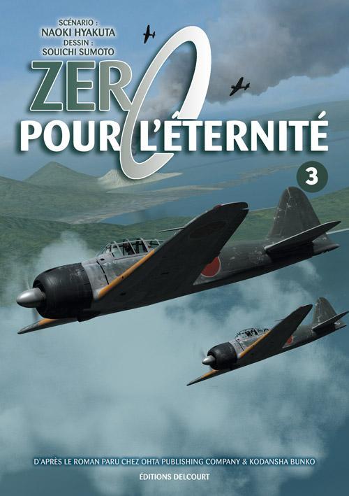 ZERO POUR L'ETERNITE T03