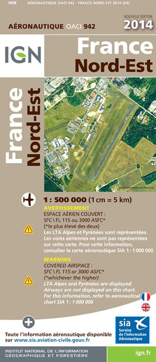 AED OACI942 FRANCE NORD-EST 2014