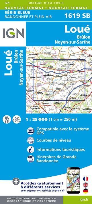 1619SB LOUE/BRULON/NOYEN-SUR-SARTHE