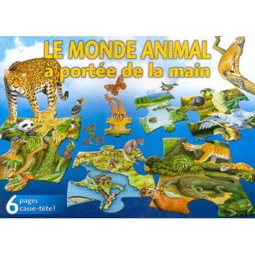 LE MONDE ANIMAL PORTEE MAIN
