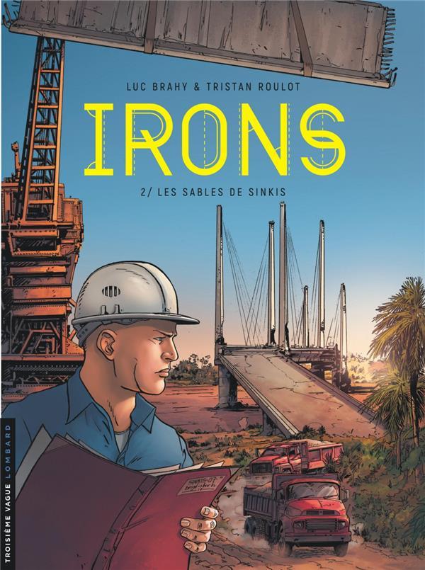 IRONS - TOME 2 - LES SABLES DE SINKIS