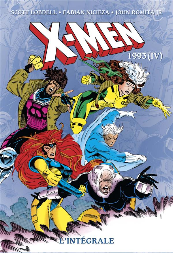 X-MEN 1993 (IV) : L'INTEGRALE
